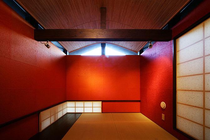 生駒のガレージハウス・奈良 和室