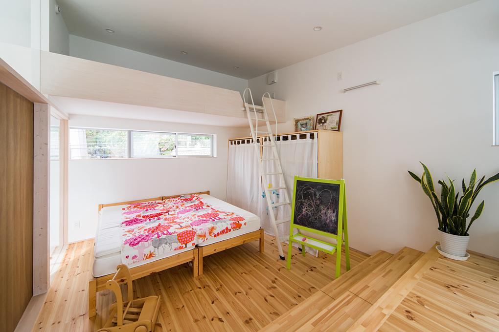 西岡本のガレージハウス3・神戸 個室