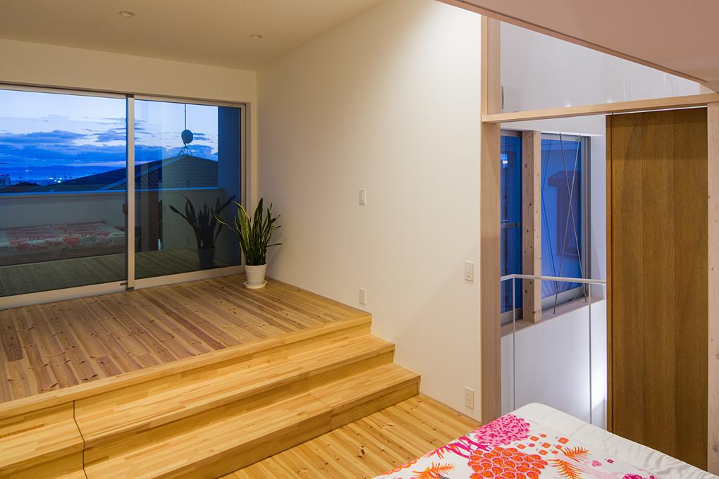 西岡本のガレージハウス3・神戸 2階個室