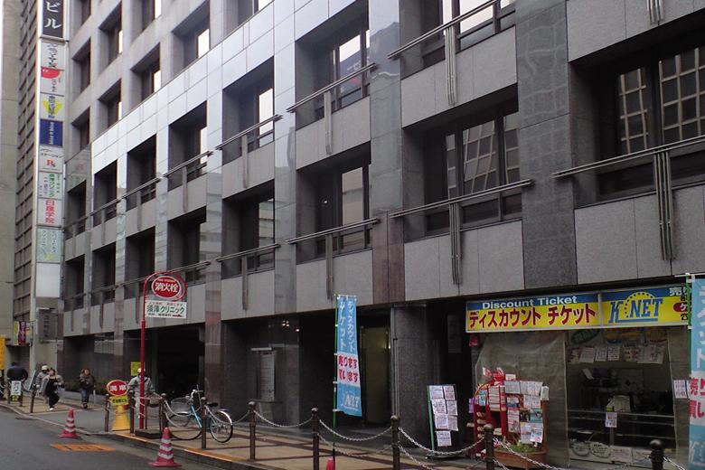 ザウス大阪店 外観