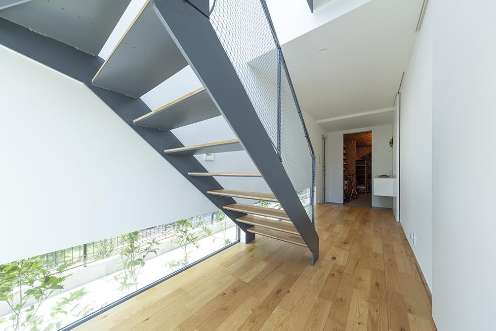 新百合ヶ丘階段